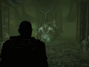 Mancubus přichází do hry Doom III